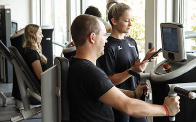 EGYM Training in Köln bei myPhysio am Zülpicher Platz